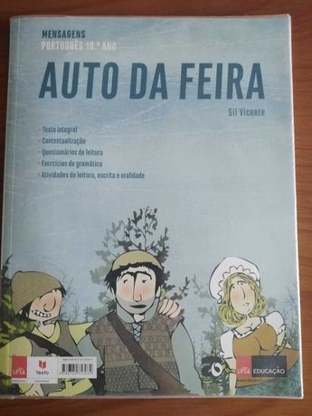 Caderno atividades Português 10º e 11º e 12ºano