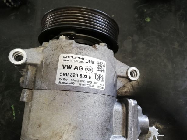 Compressor Ar Condicionado Vw /Seat Ref: 5N0.820 803 E
