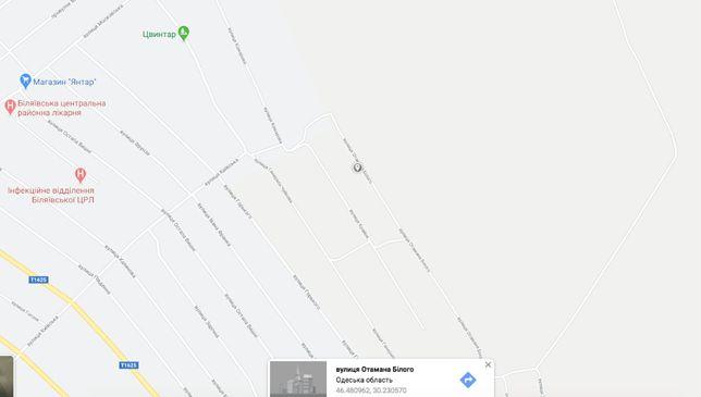 10 соток в Беляевке