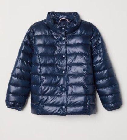 Классная деми куртка h&m размер 5-6,но будет на 4-5 новая