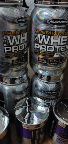Протеин MuscleTech Pro Series Premium Gold 100% Whey Protein
