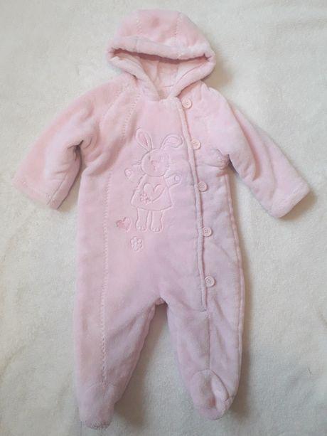 Детский демисезонный комбинезон для девочки бренд Bambini