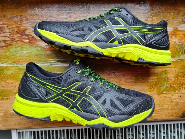 Оригинальные беговые кроссовки ASICS FujiTrabuco 6 GTX Gore tex 42.5