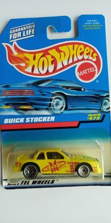 Hot Wheels Buick Stocker