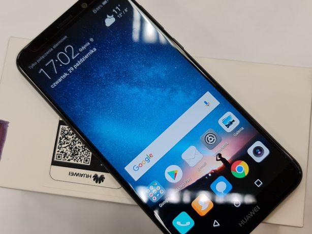 Huawei Mate 10 Lite Dual SIM/ Czarny/ 100% sprawny/ BDB/ Gwarancja