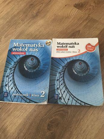 Matematyka wokół nas klasa 2 gimnazjum