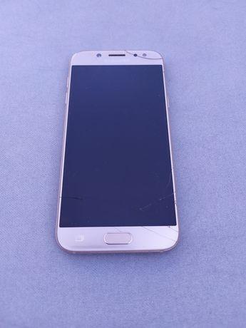 Samsung J5 pęknięty wyświetlacz