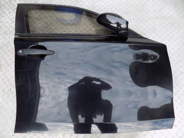 drzwi prawe przednie BMW 1 E87 BLACK SAPPHIRE METALLIC 475/9