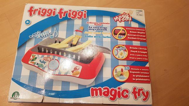 Magic fry Friggi zestaw do gotowania kuchenka
