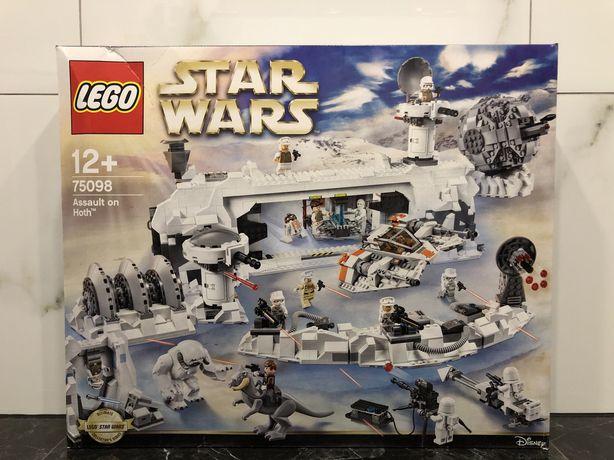 Конструктор LEGO Star Wars Нападение на Хот (75098) /Новий/В наявності