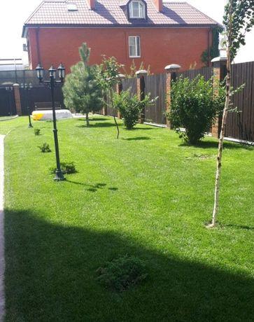 Ландшафтный дизайн,озеленение Благоустройство садов. Газон под ключ