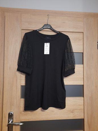 Bluzka czarna reserved