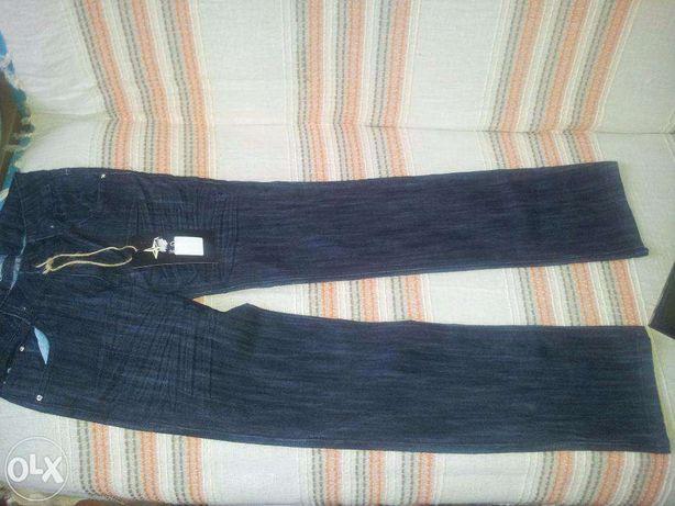 jeansy dla chłopca 140/146