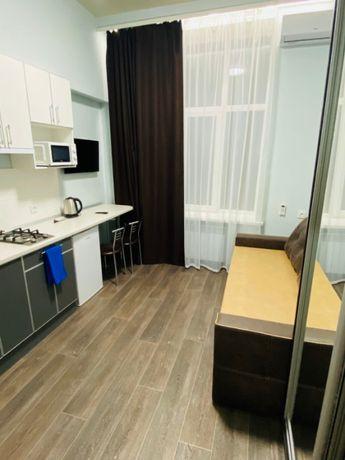 Сдам 1-комнатную квартиру между ЮЖД и Центром- 450 грн в сутки