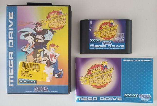 Lote 3 Jogos Mega Drive