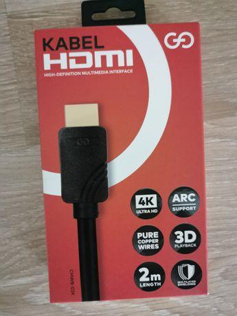 Kabel hdmi 2.0 viggo cinema 2m