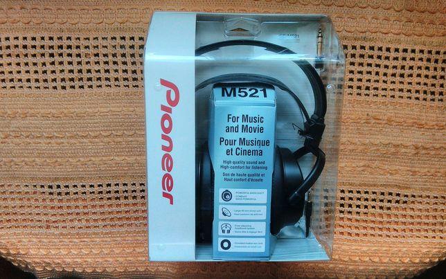 Słuchawki Pioneer SE-M521