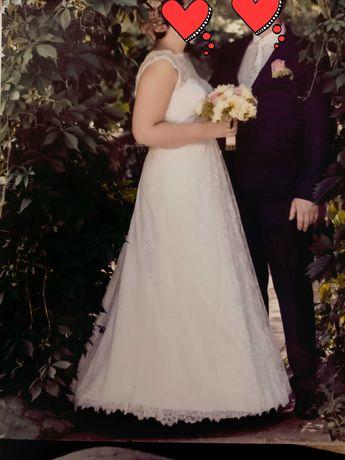 Suknia ślubna r.40-42