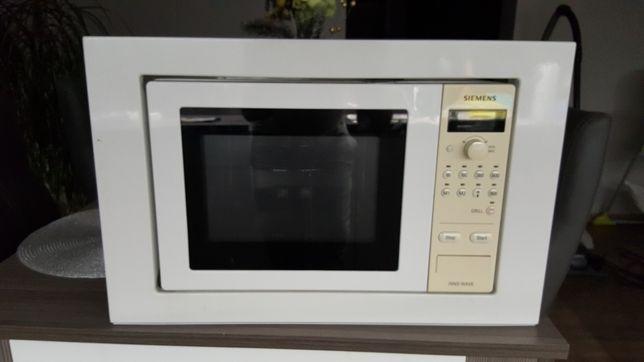 SIEMENS kuchenka mikrofalowa z grillem