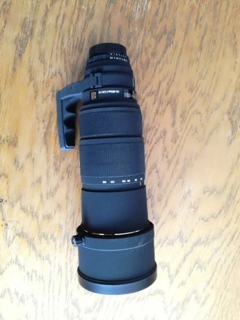 Obiektyw Sigma APO 120-300 mm F2,8 EX DC mocowanie Nikon