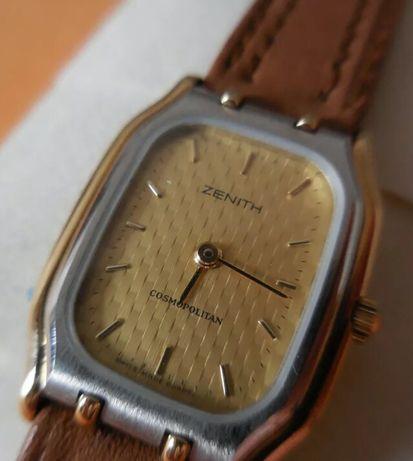 Relógio Zenith Cosmopolitan vintage. Fim de stock, novo com etiqueta!