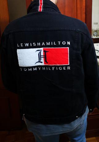 Tommy Hilfiger X Lewis Hamilton Casaco