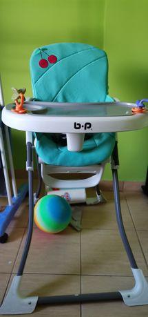 Dziecięce krzesełko do karmienia