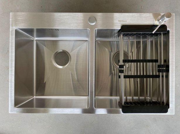 Популярная серия моек для кухни Handmade