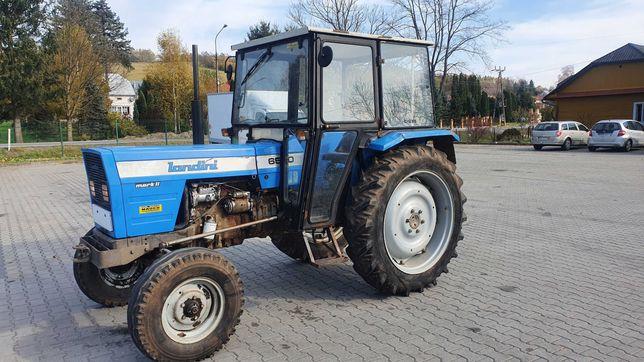 Ciągnik rolniczy Landini 6500 tylko 3500 mth,REZERWACJA