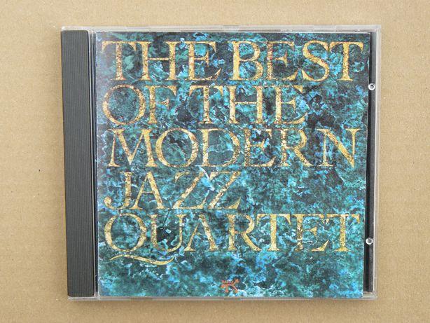cd Modern Jazz Quartet - The Best of... 1988 wyd. Germany JAZZ