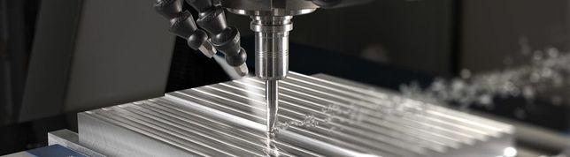 Torneiro mecanico, Serviços de torno, fresadora e fresadora CNC