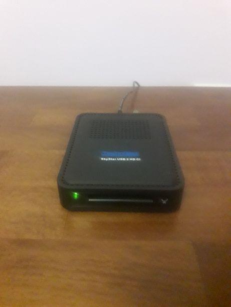 Цифровий супутниковий прийомник SkyStar USB 2 HD CI