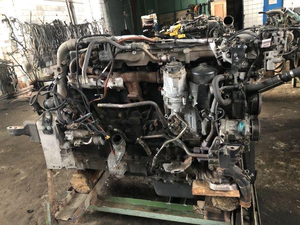 Двигатель MAN TGX ЕВРО 6 D2066 euro 6 В ИДЕАЛЕ 480 ТЫСЯЧ ПРОБЕГА