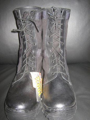 Ботинки тактические (берцы облегчёнки) чёрные новые БУТЕКС м.016 р.42