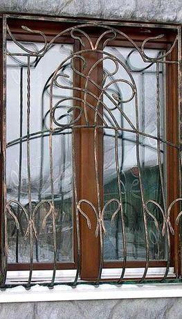 Решетки на окна и двери балконы. Киев и область
