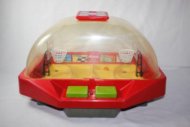 Jogos anos 80 - Fantastic Basket - Chicos - Basquete de mesa