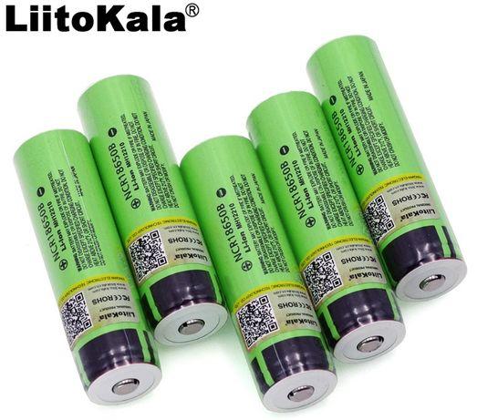 Батарея liitokala Аккумулятор 18650. 3400mAh 3.7V NCR18650B
