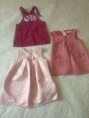 Сарафаны на возраст 1-2 года