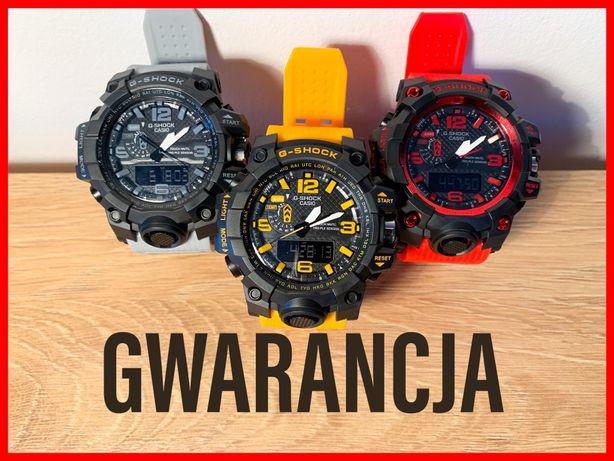 Wyprzedaż, męskie zegarki Casio G-Shock GWG 1000, Nowe, Idealna jakość