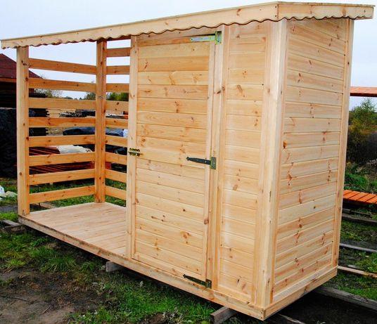 Drewutnia na drewno,składzik,magazynek 4x2m4x1m3x1,5m3x1,4m3,5x1,1m3x1