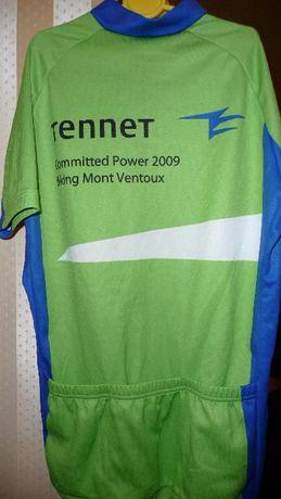 Спортивная футболка для велоспорта для мальчика 10-12 лет