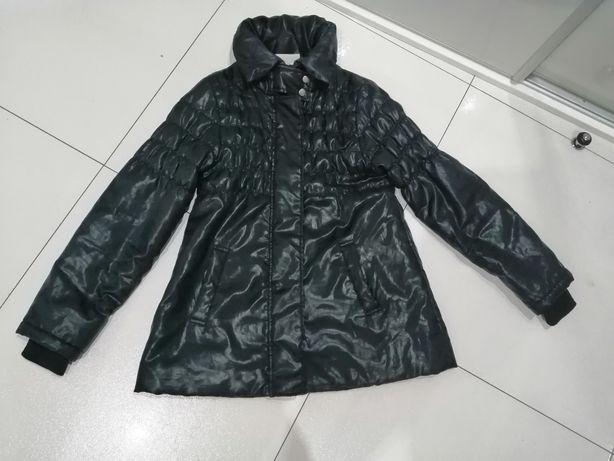 Czarna kurtka przejsciowa 36