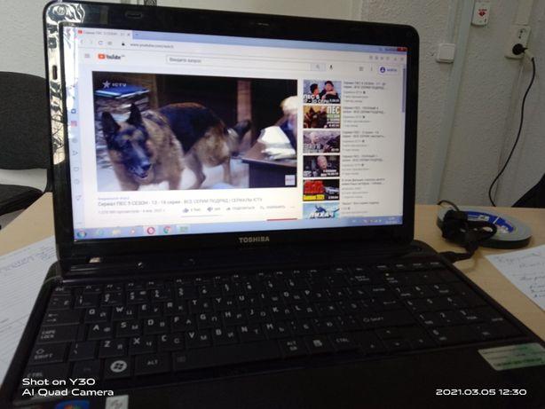 Продается ноут Toshiba PSK1SE-01400URU Satellite L650D-120