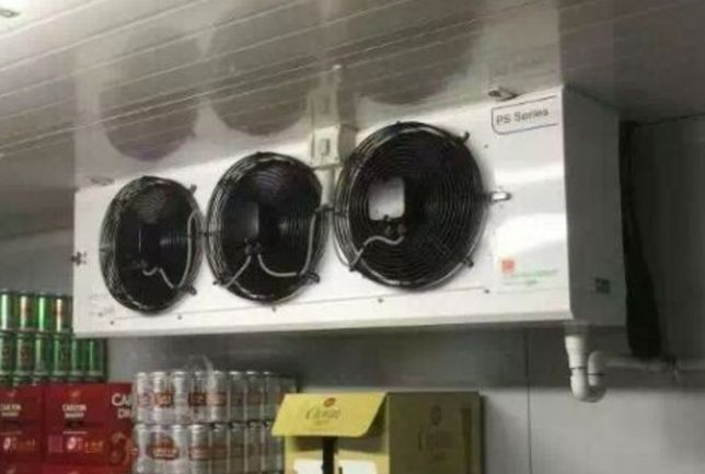 Холодильная камера для магазина кафе ресторана охладжение продуктов