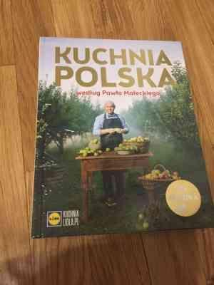 Kuchnia polska według Pawła Małeckiego słodka książka Lidia