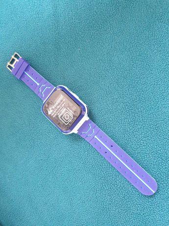 Smartwatch zegarek dla dzieci, GPS, 4G