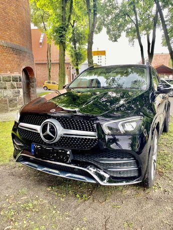 Auto do ślubu / inne okazje Mercedes GLE