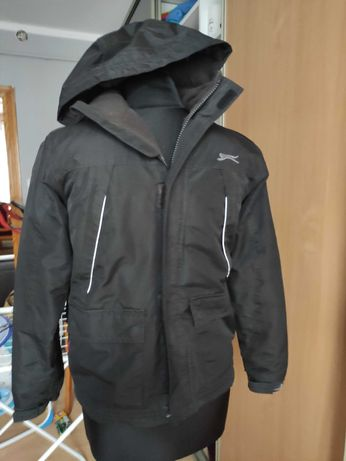 Ciepła zimowa kurtka slazenger