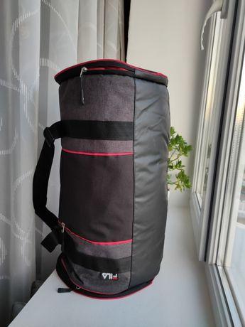 Спортивная сумка Fila оригинал для тренировок дорожная сумка