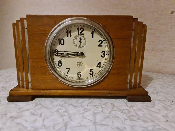 Каминные часы Владимирского завода